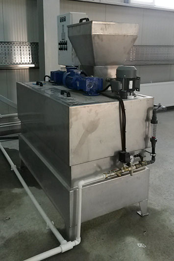 Otomatik Polielektrolit Hazırlama Ünitesi
